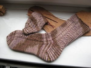 Socks for Anne