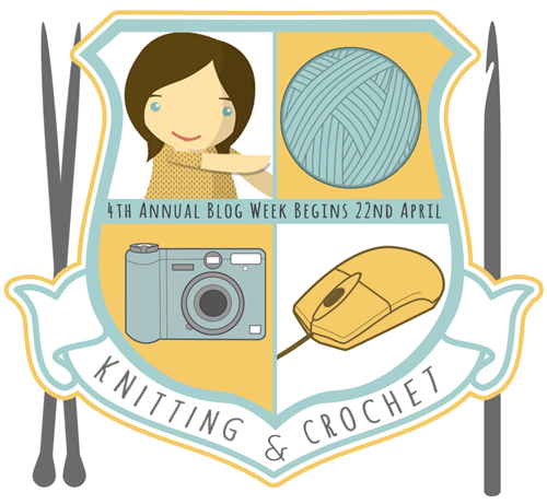 knitting and crochet blog week 2013