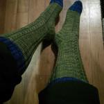 Auction Socks of Doom